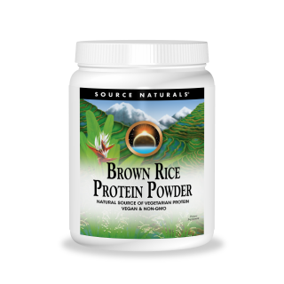 Brown Rice Protein Powder bottleshot