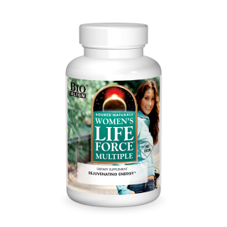Women's Life Force® Multiple, No Iron bottleshot