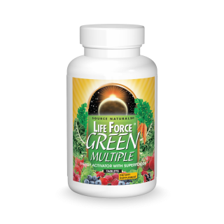 Life Force® Green Multiple bottleshot