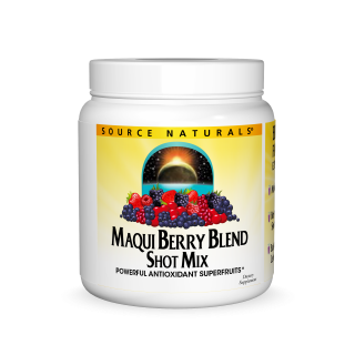 Source Naturals Maqui Berry Blend Shot Mix