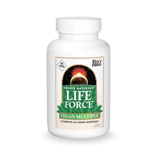 Life Force® Vegan Multiple No Iron bottleshot