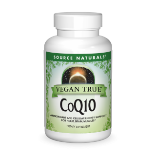 Vegan True® CoQ10 bottleshot
