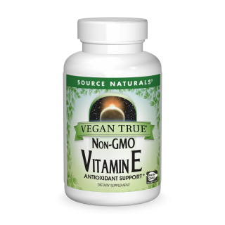 Vegan True® Non-GMO Vitamin E bottleshot