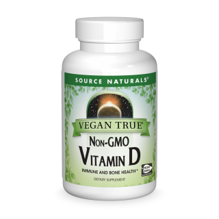 Vegan True® Non-GMO Vitamin D bottleshot