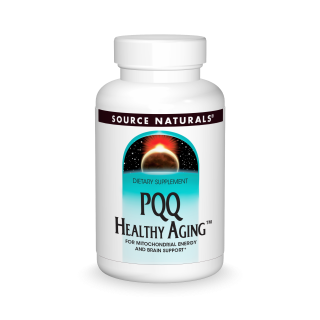 PQQ Healthy Aging<sup>&trade;</sup> bottleshot