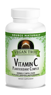Vegan True Vitamin C Plantioxdiant Complex