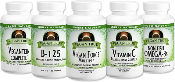Vegan True Products