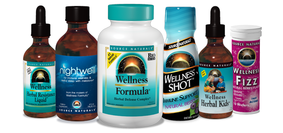 Wellness Formula Products